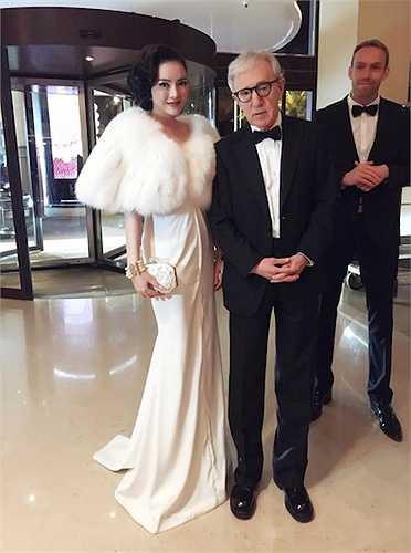 Đạo diễn lừng danh Woody Allen.