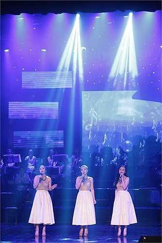 Liveshow nhạc sĩ Nguyễn Ánh 9 mở màn cho chuỗi chương trình 'Vàng son một thủa' mà Ngọc Châm cùng ekip đang tiến hành.