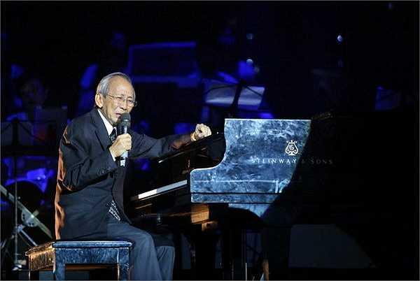 Đêm nhạc Kỷ niệm của nhạc sĩ Nguyễn Ánh 9 sẽ tiếp tục vào 20h0 ngày 17/5 tại Nhà hát lớn Hà Nội.
