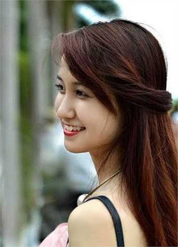 Quyên mơ ước trở thành một nữ doanh nhân thành đạt trong cuộc sống.