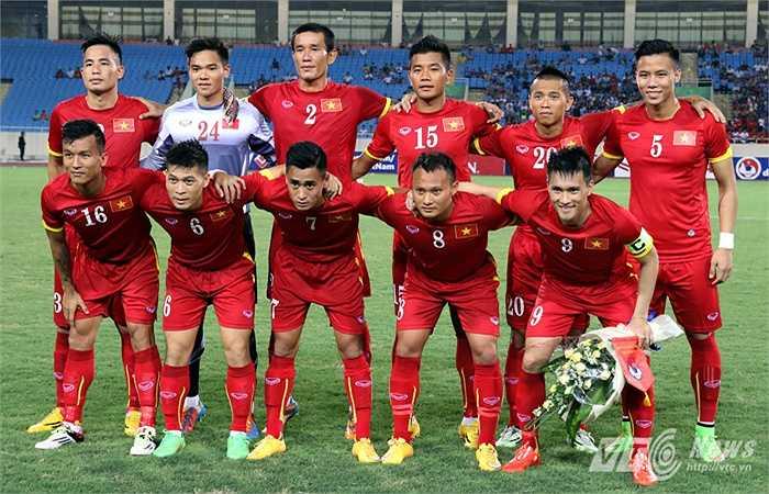 Việt Nam đối đầu với Triều Tiên được xem là cơ hội để nhìn nhận rõ nhất khả năng của mình. (Ảnh: Quang Minh)