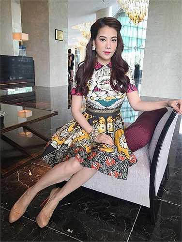Trương Ngọc Ánh ngày càng thành công trong sự nghiệp.