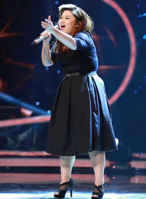 Nguyễn Bích Ngọc khoe giọng hát đầy nội lực với ca khúc 'Mirror, Mirror' của nhạc sỹ Thanh Bùi. Cô nhận được nhiều lời khen từ ban giám khảo. Đặc biệt, nhạc sỹ Huy Tuấn còn cho rằng Bích Ngọc đã 'cướp' được hit của Thanh Bùi và chia buồn cùng anh.