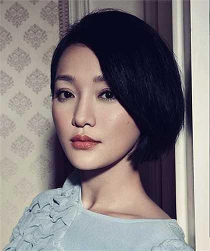 Tứ đại hoa đán Châu Tấn không chỉ có gương mặt xinh đẹp mà cô chinh phục khán giả nhờ tài năng diễn xuất đa dạng.