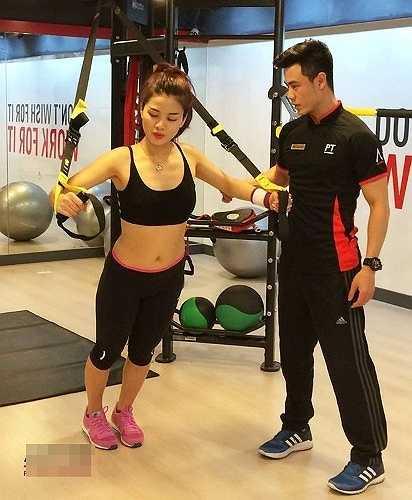 Theo đuổi bộ môn này trong 5 năm, có hơn 2 năm kinh nghiệm đứng lớp, Tiến Huy hiện được biết đến như một trong những huấn luyện viên có tiếng tại Hà Nội.