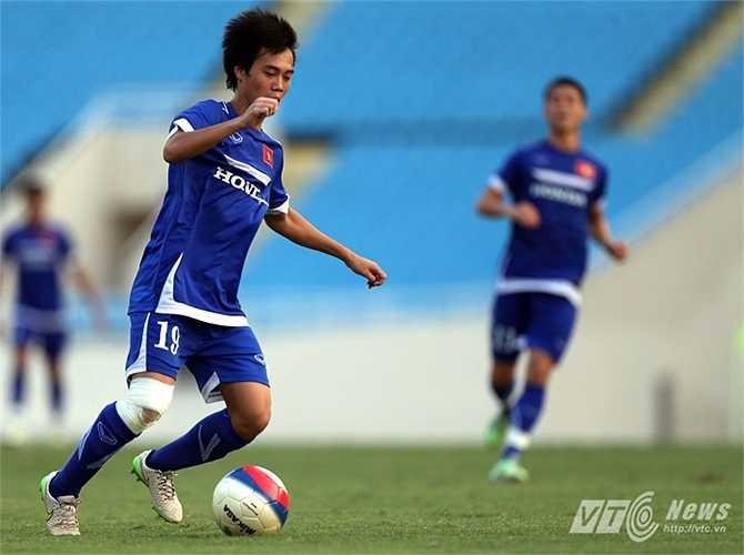 Tuy nhiên, HLV Miura cần anh dành sức cho SEA Games(Ảnh: Quang Minh)