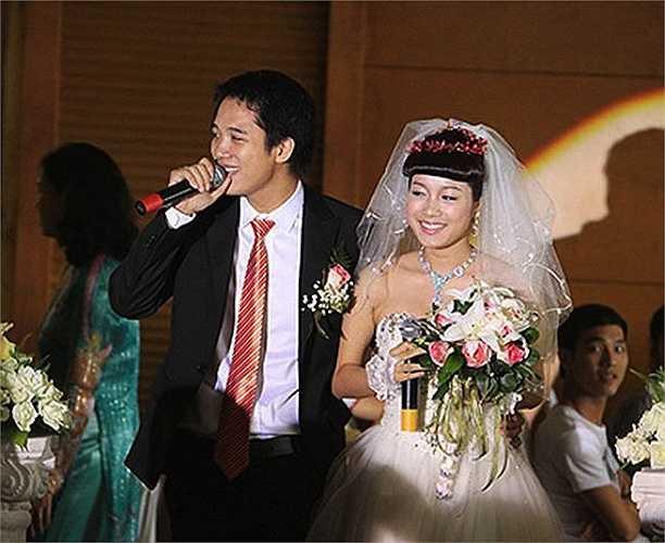 So với dàn diễn viên hồi đó, Minh Hương sở hữu cuộc sống có phần lặng lẽ và bình yên hơn.