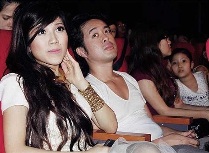 Trang Pháp từng bị cho là nguyên nhân dẫn tới sự đổ vỡ của vợ chồng nhạc sỹ Dương Khắc Linh.