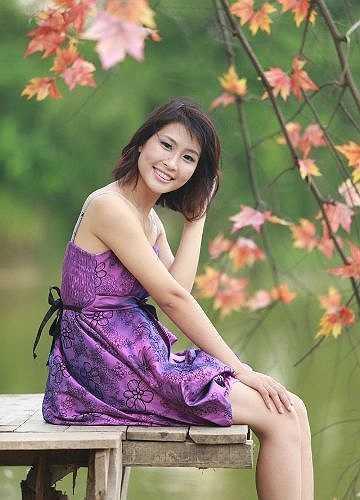 Lưu Thị Hòa từng đăng quang cuộc thi Người đẹp miền Cao nguyên đá lần thứ nhất