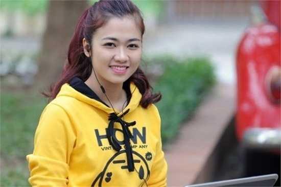 Xuất hiện ở chương trình Thể thao 24/7 của VTV1 chưa lâu nhưng Thanh Huyền đã tạo dấu ấn và được khán giả yêu mến.