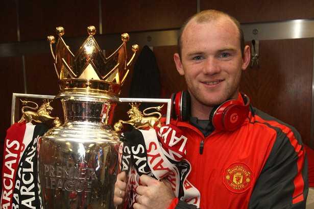 Wayne Rooney đặt mục tiêu vô địch Premier League mùa tới