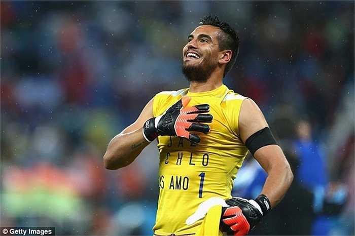 Là thủ thành số 1 của ĐT Argentina nên Sergio Romero rất muốn chuyển sang một CLB lớn hơn Sampdoria