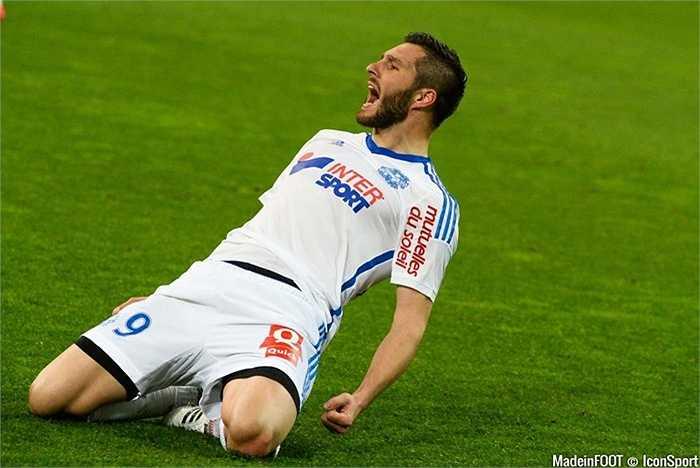 Là chân sút có số má tại Ligue 1 nhưng André-Pierre Gignac vẫn chưa được biết đến nhiều ngoài châu Âu. Ở tuổi 29, tiền đạo Marseille rất muốn có trải nghiệm mới tại Premier League