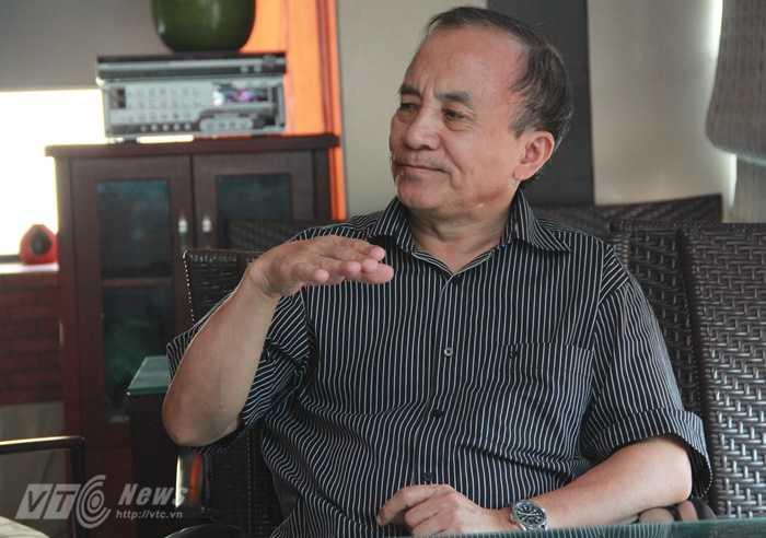 Cựu Đại sứ Nguyễn Ngọc Trường