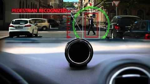 'Mắt thần' Mobileye trợ giúp người lái xe như thế nào?
