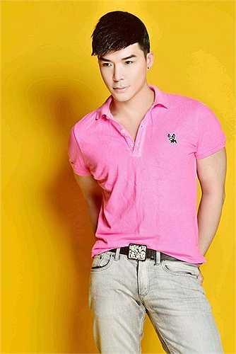 Nathan Lee khoe vẻ điển trai, trẻ trung, đầy nam tính trong bộ hình mới
