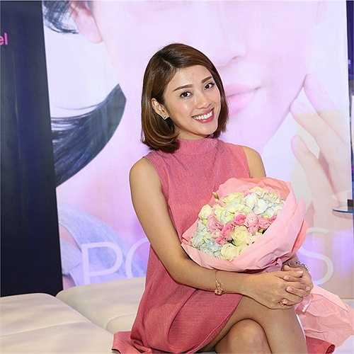 Ngoài sự xuất hiện của Ngô Thanh Vân, nữ MC Yumi Dương cũng được mời tham gia sự kiện lần này.