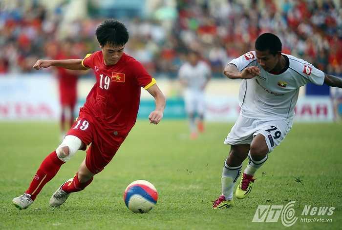 Sang hiệp 2, U23 Việt Nam vẫn chơi lấn sân và có nhiều cơ hội để nhân đôi cách biệt nhưng không thể tận dụng thành công.