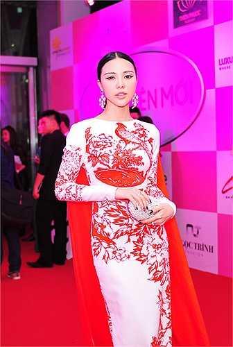 Ngay sau sự kiện này, ngày 24/5 Á hậu Trà Giang sẽ lên đường sang Mỹ học thiết kế thời trang