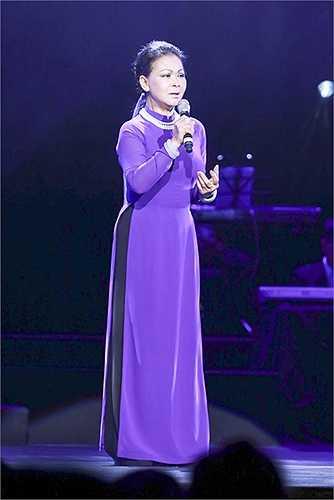 Đúng như chia sẻ của mình về ước muốn được hát những ca khúc của các nhạc sĩ khác như Phú Quang, Trần Quang Lộc, Lam Phương, thì Khánh Ly đã được thoả lòng trong liveshow lần này.