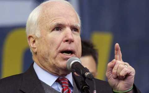 Thượng nghị sỹ Mỹ John McCain
