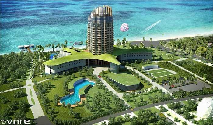 Tập đoàn BIM Group với dự án mới nhất Intercontinental Resort Phú Quốc - Kiên Giang.