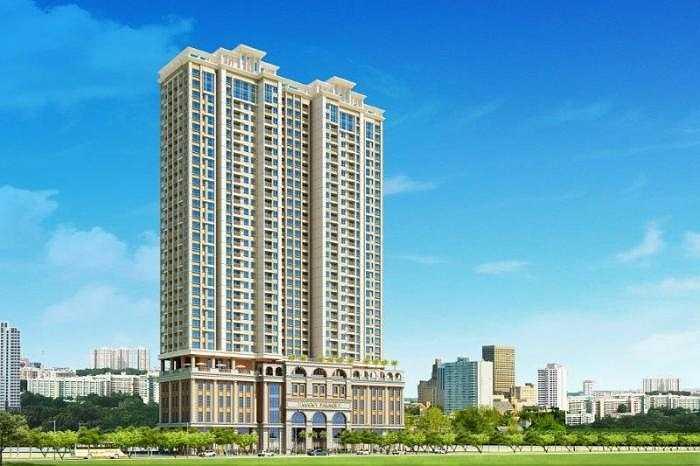 Tập đoàn Novaland đoạt giải thưởng với dự án bất động sản mới nhất Lucky Palace quận 6, TP HCM.