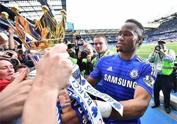 Chức vô địch xứng đáng cho Drogba