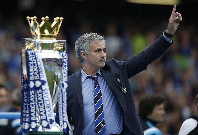 Mourinho là ông vua thật sự ở Ngoại hạng Anh
