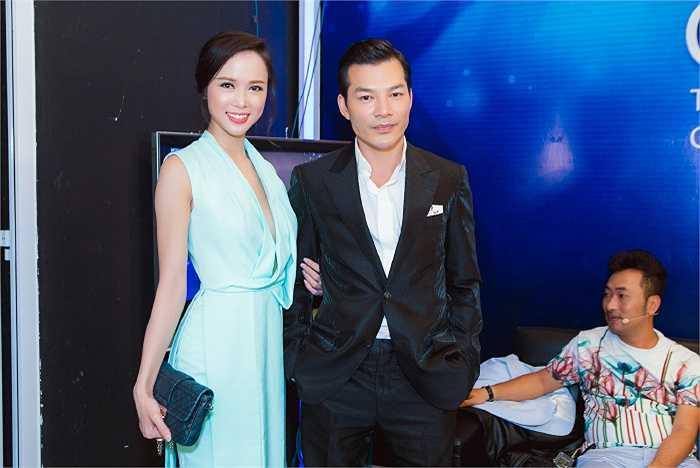 Sau khi cùng tham gia phim Quyên, nhiều tin đồn tình cảm dấy lên giữa Trần Bảo Sơn và Ngọc Anh.
