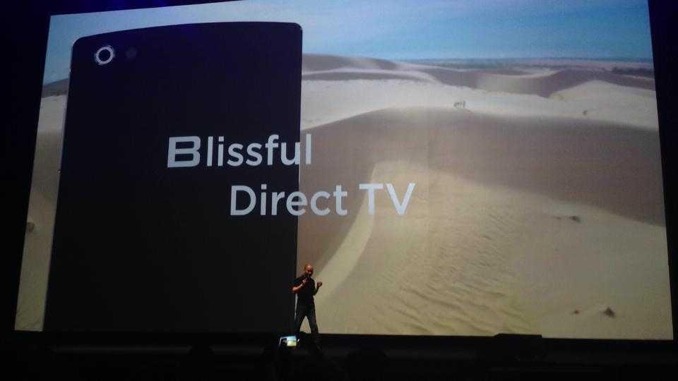 Tính năng truyền hình trực tiếp Là smartohone đầu tiên trên tg có tính năng này Chỉ cần ấn vào một ứng dụng riêng biệt sẽ kết nối tới bộ phận hỗ trợ khánh hàng của bkav