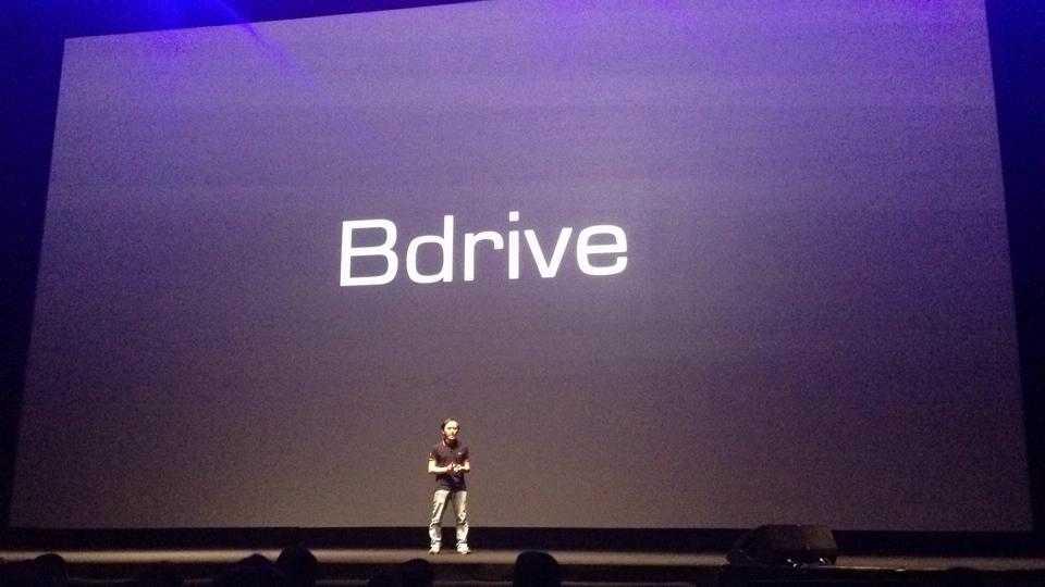 Dịch vụ lưu trữ đám mây bdrive Bphone hỗ trợ chế độ riewng tư cho nhiều ng dùng trên 1 chiếc đt