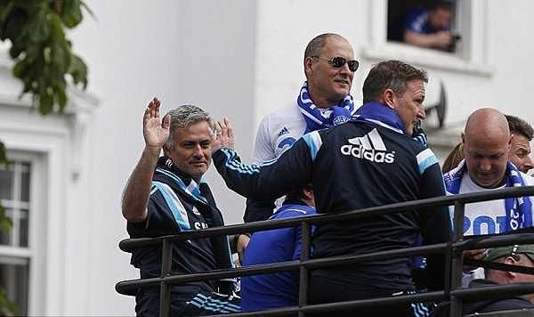 Mourinho tiếp tục thanh lọc lực lượng để tiến tới mục tiêu ăn 3 mùa sau