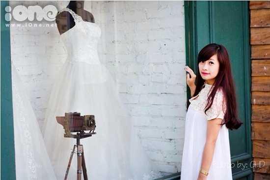 Ngoài việc học trên lớp, 9x Nguyễn Trãi còn kinh doanh, buôn bán quần áo online.