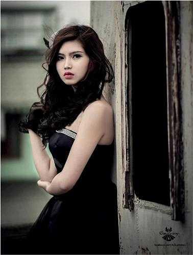 Hot girl Trần Tố Loan, sinh ngày 30/01/1995, đến từ Hà Nội.