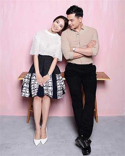 Cặp MC đẹp đôi của Bài hát yêu thích là Danh Tùng – Thuỳ Linh đã có khoảng thời gian 3 năm rưỡi gắn bó cùng nhau.
