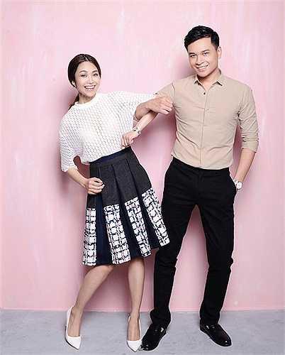 Trước khi trở thành cặp đôi ăn ý như hiện nay, cả Danh Tùng và Thuỳ Linh đã là những Mc thành công với nhiều chương trình để lại dấu ấn trong khán giả