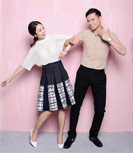 Dẫn đôi là 1 thử thách mới của họ nhưng với  kinh nghiệm có sẵn Danh Tùng – Thuỳ Linh đã nhanh chóng khẳng định họ là cặp đôi MC hàng đầu tại Hà Nội