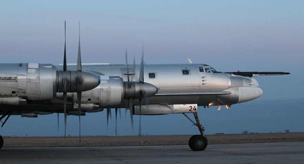 Máy bay ném bom chiến lược của Nga