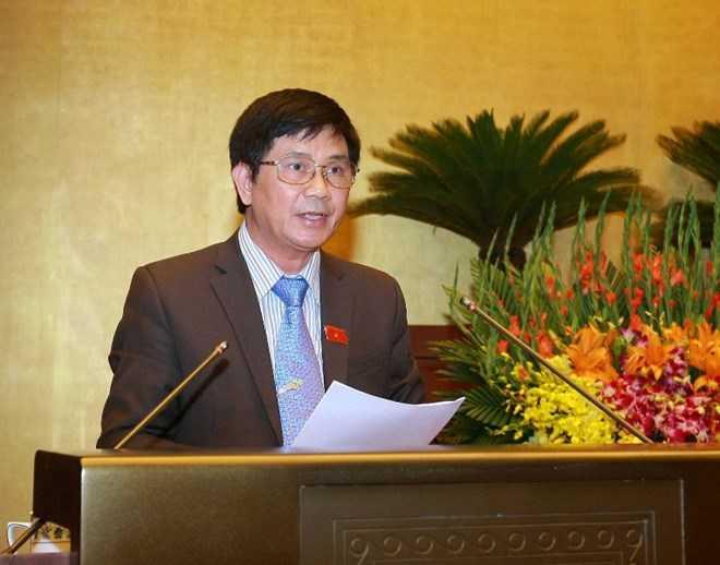 Chủ nhiệm Ủy ban Tư pháp Nguyễn Văn Hiện