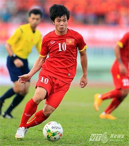 Nổi lên từ U19 và hiện là cầu thủ được kỳ vọng nhất U23 Việt Nam nhờ kỹ thuật điêu luyện, có tính đột biến cao.