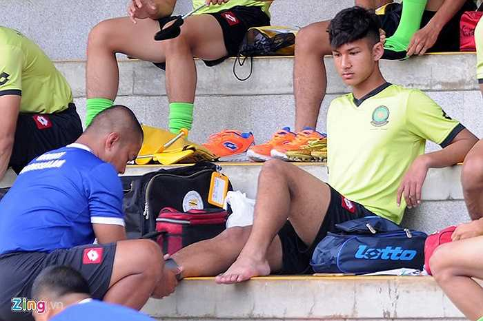 Dù mới 18 tuổi nhưng Faiq Bolkiah rất đáng xem khi đang là thành viên U18 Chelsea.