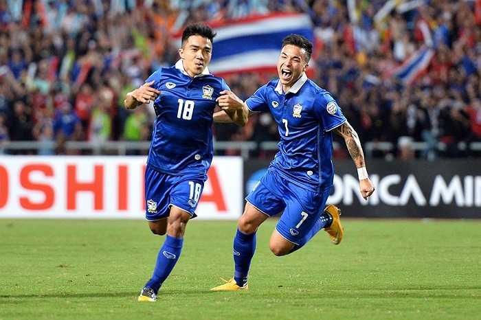 Anh từng tỏa sáng ở AFF Cup 2014 và vừa chơi xuất sắc giúp Thái Lan hạ ĐT Việt Nam ở vòng loại World Cup  2018.