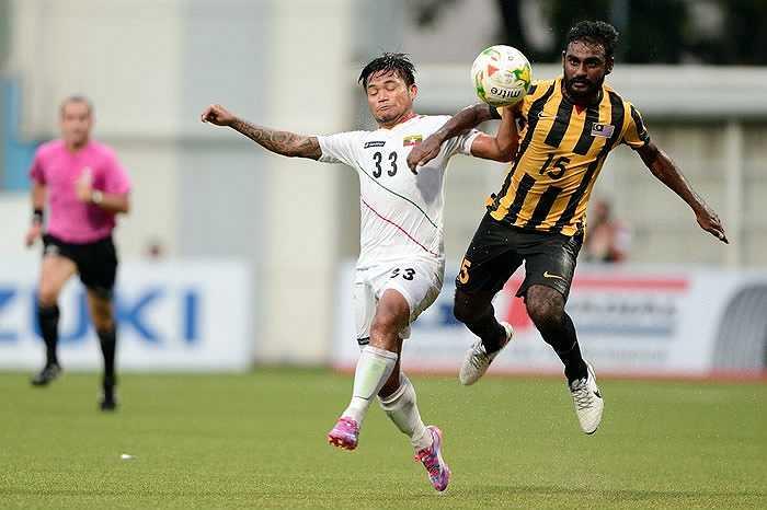 Robbat là trụ cột ở đội tuyển Malaysia từng chơi khá nổi bật tại AFF Cup 2014.