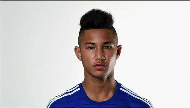 Tiền đạo Faiq Bolkiah - U23 Brunei (18 tuổi)