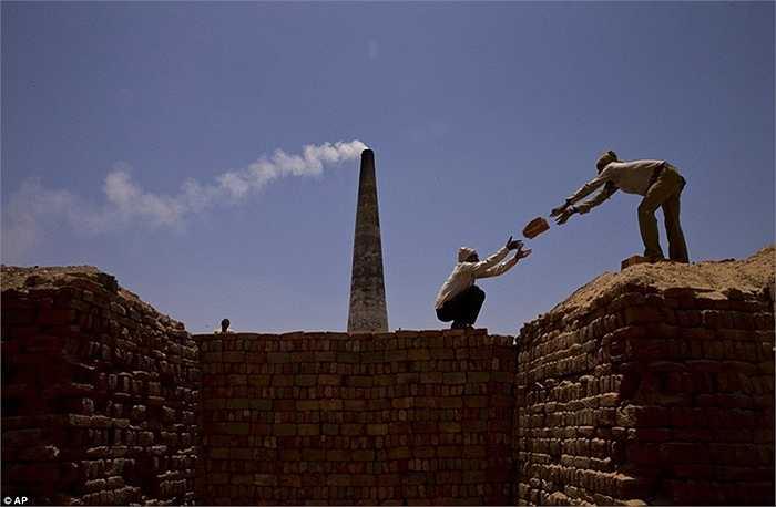 Miền Nam Ấn Độ là nơi chịu ảnh hưởng nặng nề nhất của nắng nóng