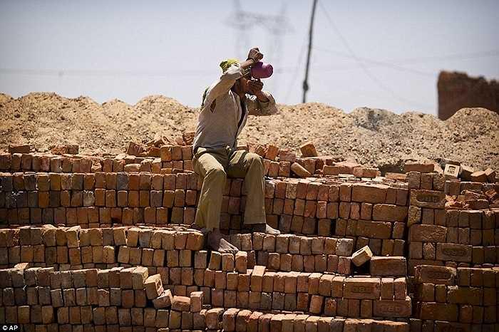 Ấn Độ đã phải cảnh báo có thể xảy ra hạn hán