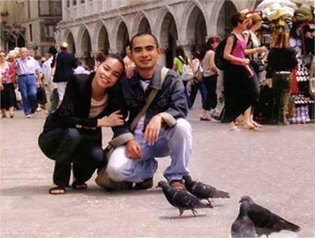 Dù giờ mỗi người đã có một hạnh phúc nhưng 2 người vẫn luôn giữ mối quan hệ bạn bè thân thiết.