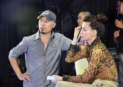 Sau khi lột xác, Hà Hồ đã tìm đến Huy Tuấn để thử sức với lĩnh vực ca hát.