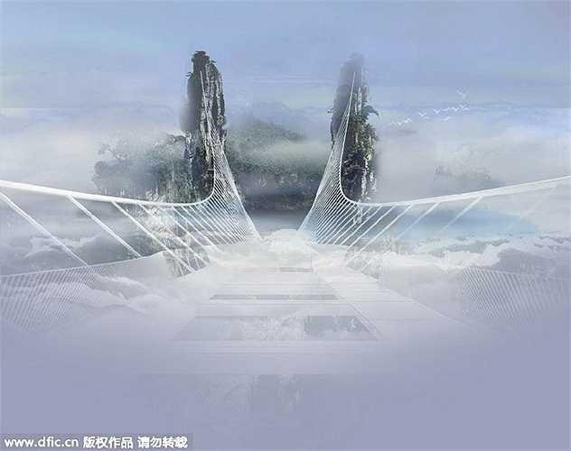 Bề mặt cầu được làm hoàn toàn bằng kính trong suốt với sức chứa khoảng 800 người.